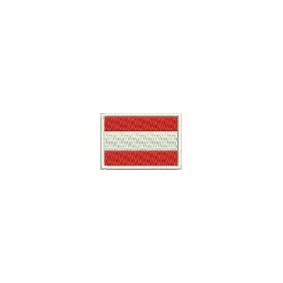 Aufnäher Flagge Oesterreich mini