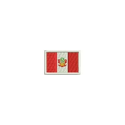 Aufnäher Flagge Peru mini