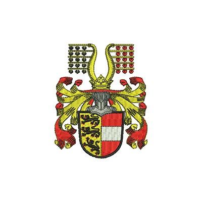 Aufnäher Grosse Wappen Kärnten midi