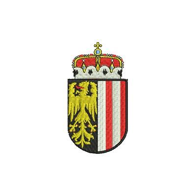 Aufnäher Wappen Oberösterreich midi