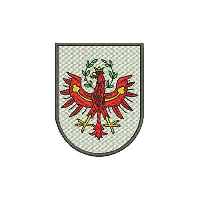Aufnäher Wappen Tirol midi