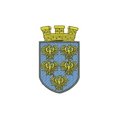 Aufnäher Wappen Niederösterreich midi