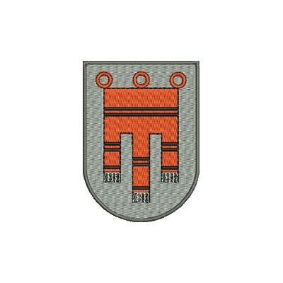 Aufnäher Wappen Voralberg midi