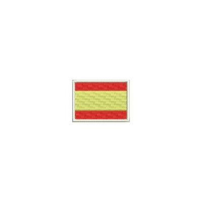 Aufnäher Flagge Spanien mini