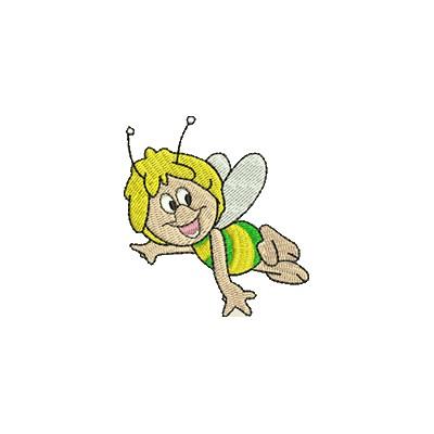 Aufnäher Bienchen midi