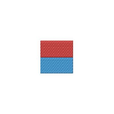 Aufnäher Flagge Tessin mini