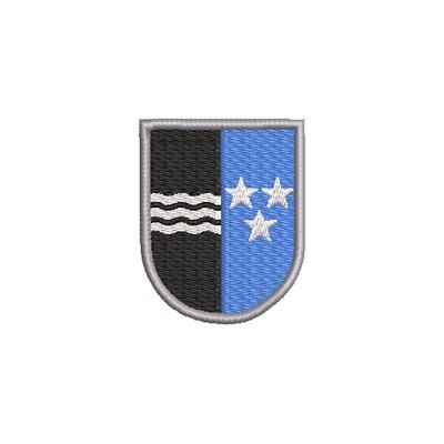 Aufnäher Wappen Aarau midi