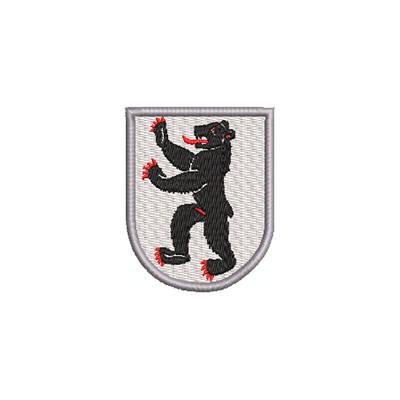 Aufnäher Wappen Appenzell In. midi