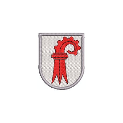 Aufnäher Wappen Basel Land midi