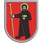 Aufnäher Wappen Glarus midi
