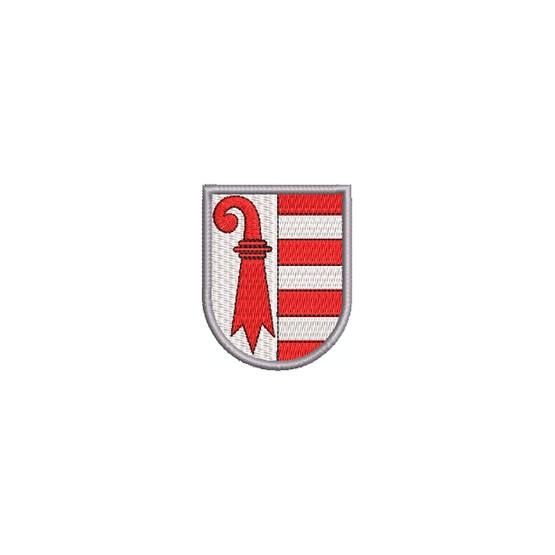 Aufnäher Wappen Jura midi