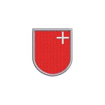 Aufnäher Wappen Schwyz midi