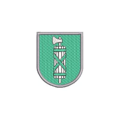Aufnäher Wappen St. Gallen midi
