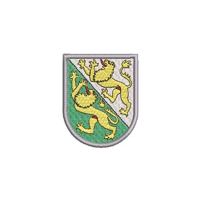 Aufnäher Wappen Thurgau midi