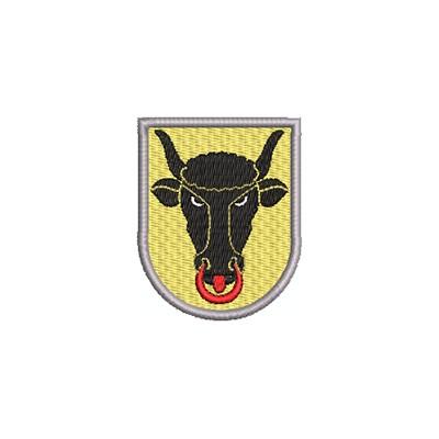 Aufnäher Wappen Uri midi