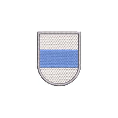 Aufnäher Wappen Zug midi