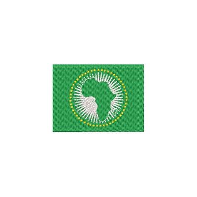 Aufnäher Afrika Union midi