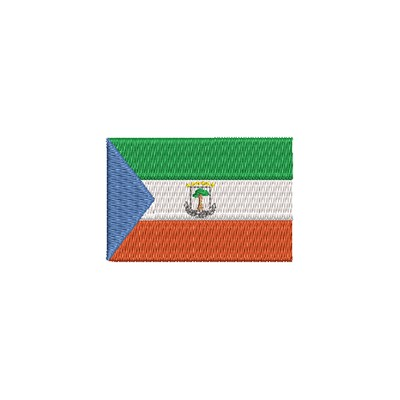 Aufnäher Flagge Guinea midi