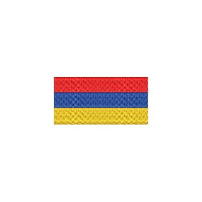 Aufnäher Flagge Armenien midi