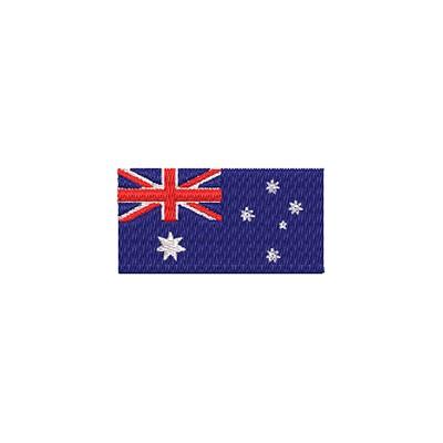 Aufnäher Flagge Australien midi