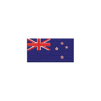 Aufnäher Flagge Neuseeland midi