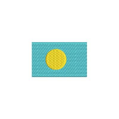 Aufnäher Flagge Palau midi