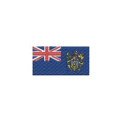 Aufnäher Flagge Pitcairininseln midi