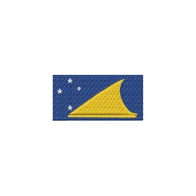 Aufnäher Flagge Tokelau midi