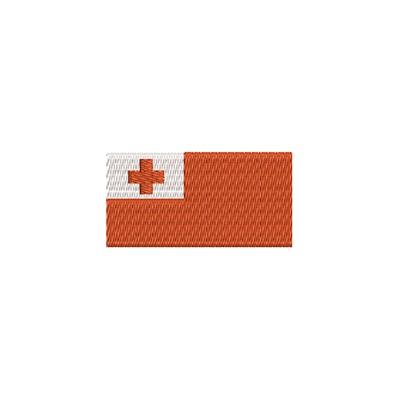 Aufnäher Flagge Tonga midi