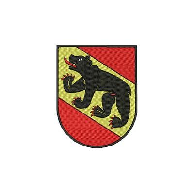 Aufnäher Hauptstadt Bern midi