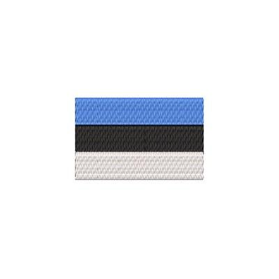 Aufnäher Flagge Estland midi