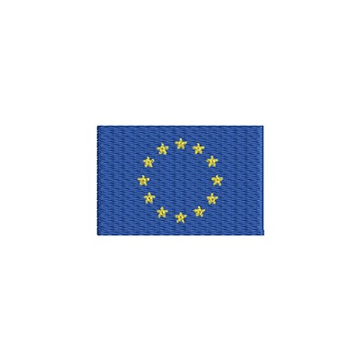 Aufnäher Europa midi