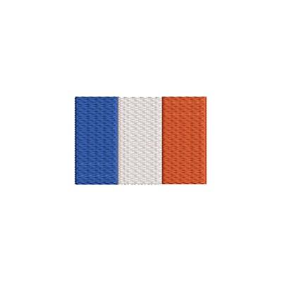 Aufnäher Flagge Frankreich midi