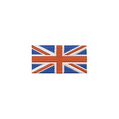 Aufnäher Flagge Grossbritannien midi