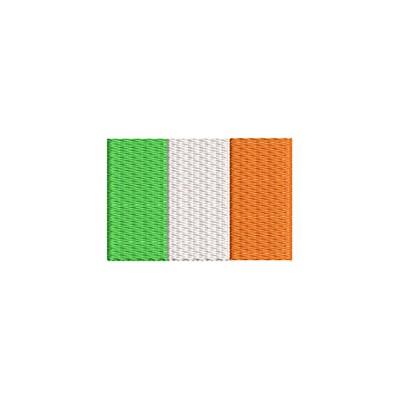 Aufnäher Flagge Irland midi