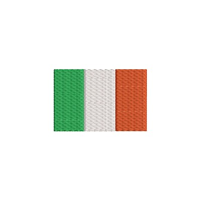 Aufnäher Flagge Italien midi