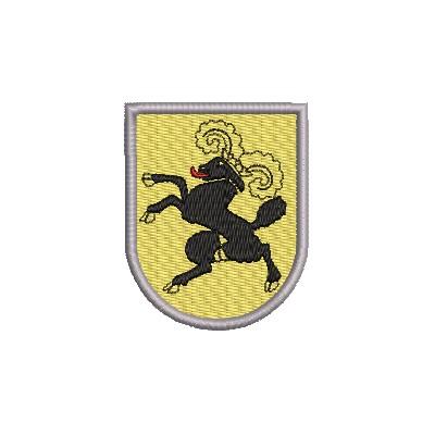 Aufnäher Wappen Schaffhausen midi
