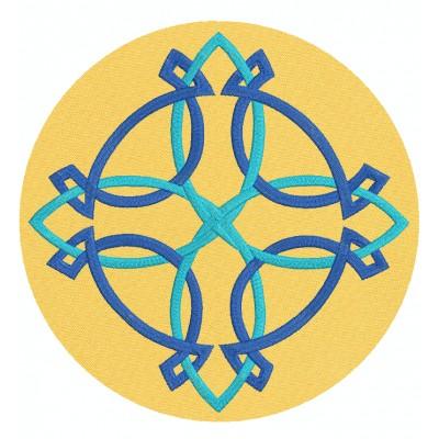 Keltisches Kreuz Mega