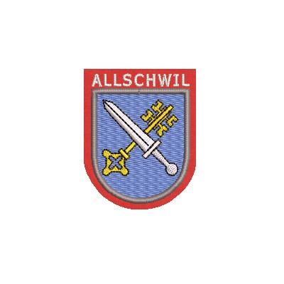 Aufnäher Wappen Allschwil