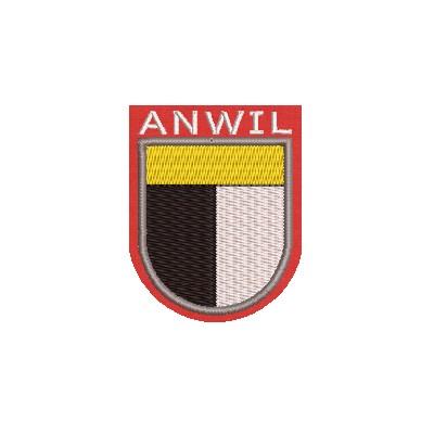 Aufnäher Wappen Anwil