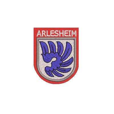 Aufnäher Wappen Arlesheim midi