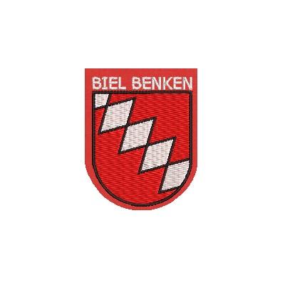 Aufnäher Wappen Biel Benken midi