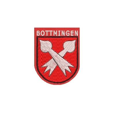 Wappen Gemeinde Bottmingen