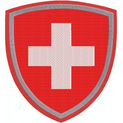 Aufnaher Wappen Schweiz