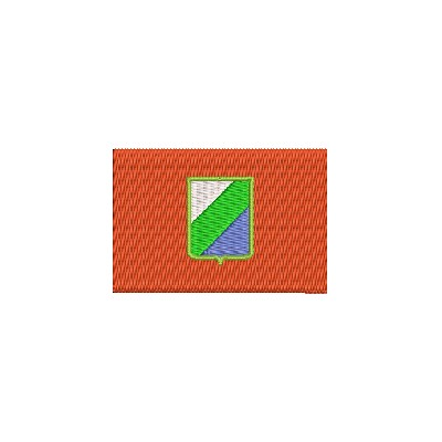 Flagge Region Abruzzo midi