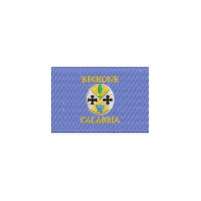 Flagge Region Calabrien