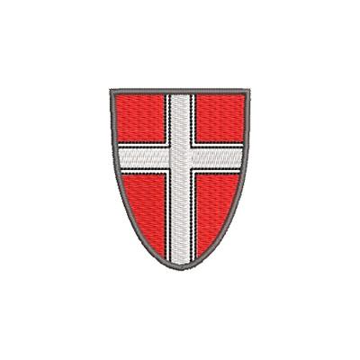 Aufnäher Wappen Wien midi