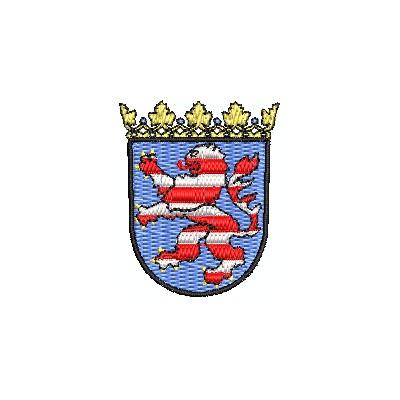 Wappen Hessen mini