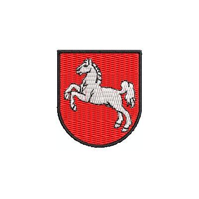 Wappen Niedersachsen mini