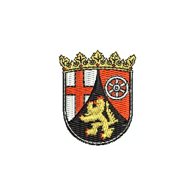 Wappen Rheinland pfalz mini